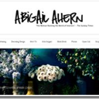 Abigail Ahern(アビゲイル・アハーン)サイト記事一覧